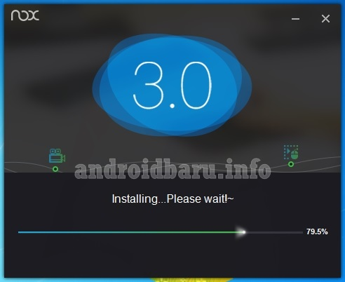 install nox android emulator for pc 2