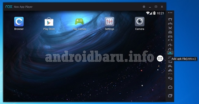 install nox android emulator for pc 5