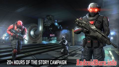 Games Shooter Android Terbaik Apk Dead Effect