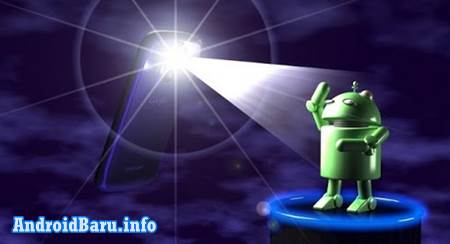Download Aplikasi Senter Android Terbaik Brightest Flashlight Free APK