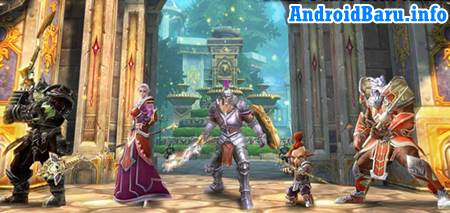 Download Game Order and Chaos 2 Redemption APK Data - Game MMORPG Android Terbaik Gratis