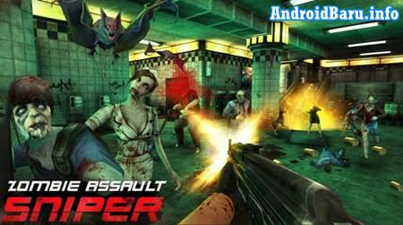 Zombie Killer Sniper APK Game Tembak Zombie Android Terbaik