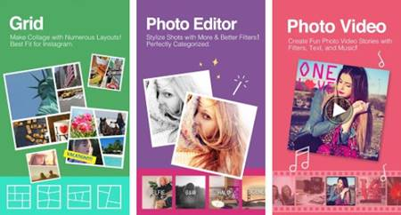 Download App Photo Grid APK - Aplikasi Penggabung Foto Kolase Android Terbaik