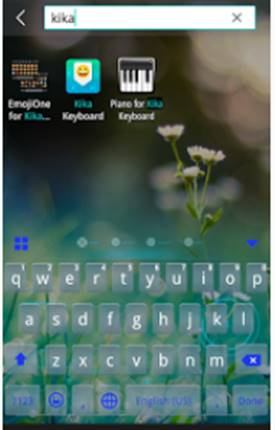 Aplikasi Keyboard Transparan Android yang Ringan - Transparent Keyboard Theme APK