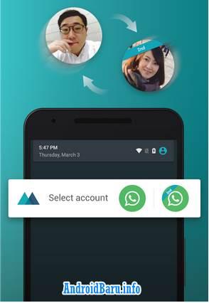 Cara Menggandakan Aplikasi dan Game Android Tanpa Root - Download CM AppClone APK
