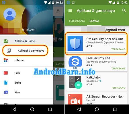 Cara Menghapus Aplikasi di Android dari Play Store 1