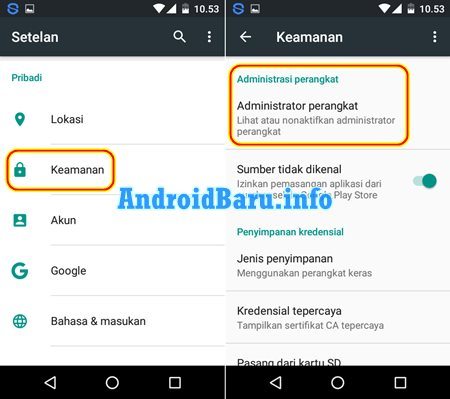 Cara Menghapus Aplikasi di Android yang Tidak Bisa Dihapus 1