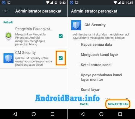 Cara Menghapus Aplikasi di Android yang Tidak Bisa Dihapus 2
