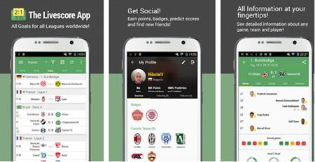 Download All Goals The Livescore App for Android APK