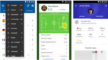 Download App SofaScore Live Skor Android