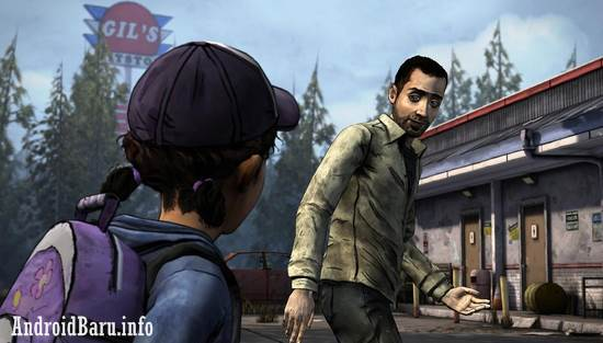 Download Game Android Petualangan Terbaik Offline APK The Walking Dead 2