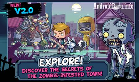 Download Game Android Petualangan Terbaik Offline APK Zombie Ate My Friends