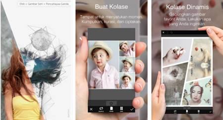Download Picsart APK - 5 Aplikasi Penggabung Foto (Kolase) Android Terbaik Lengkap