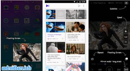 KMPlayer APK Aplikasi Pemutar Video Film Android Terbaik Dengan Sub Title